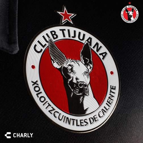 camiseta xolos charly futbol 2017-2