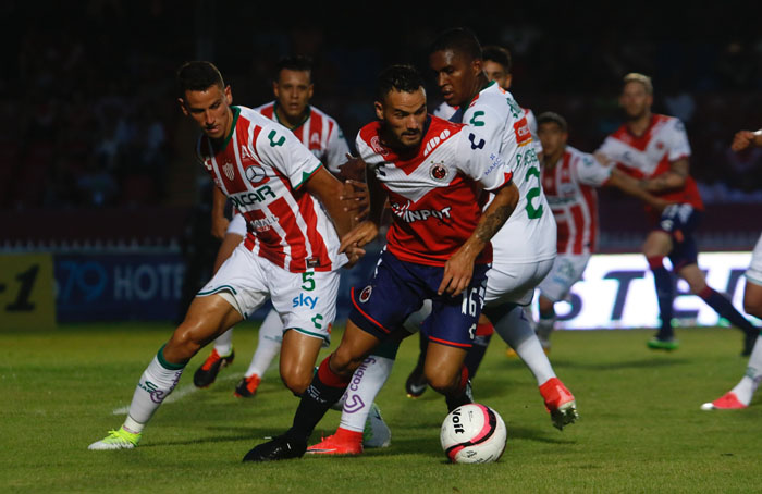 (Liga MX) Veracruz vs Necaxa (23-Jul-17) 02